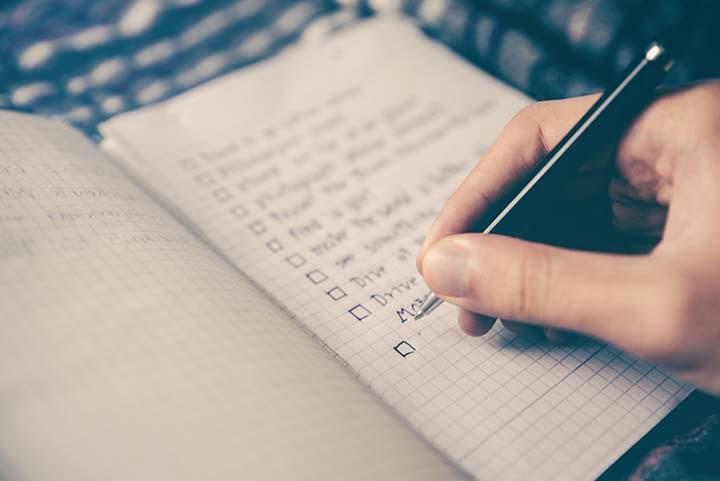 Checklista för perfekt CV
